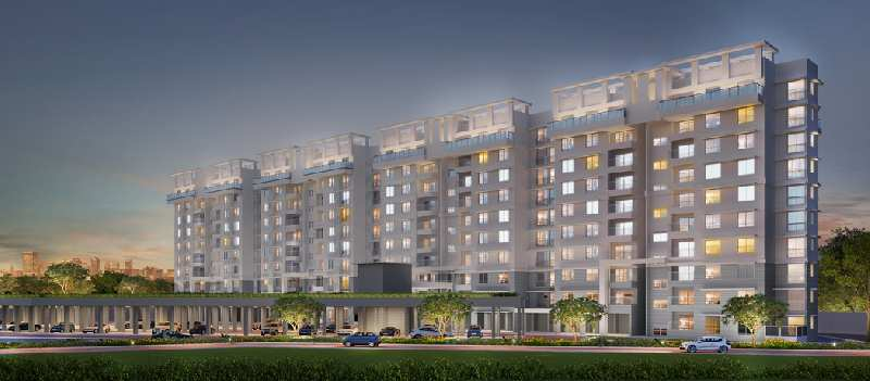 2 BHK Flats & Apartments for Sale in Hennur, Bangalore