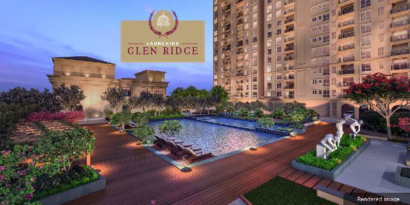 3 BHK Flats & Apartments for Sale in Hebbal, Bangalore