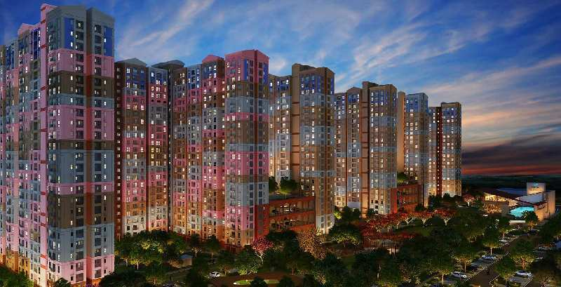 2 BHK Flats & Apartments for Sale in Bagalur, Bangalore