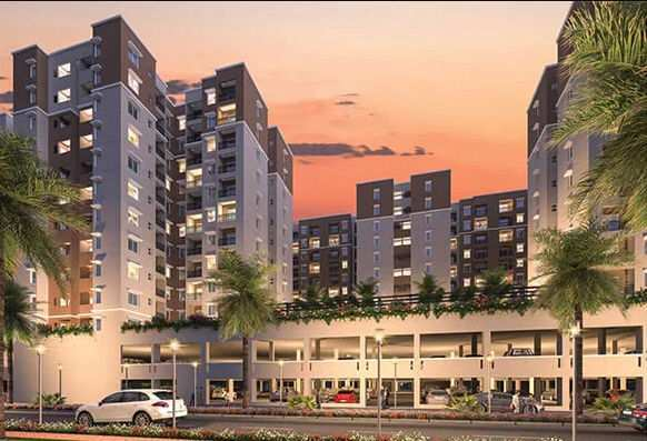 2 BHK Flats & Apartments for Sale in Whitefield, Bangalore