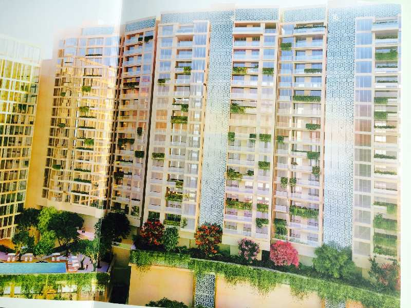 847 Sq.ft. Studio Apartments for Sale in Thanisandra, Bangalore
