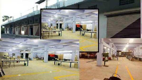 Factory Space For Rent In Bhiwandi, Thane