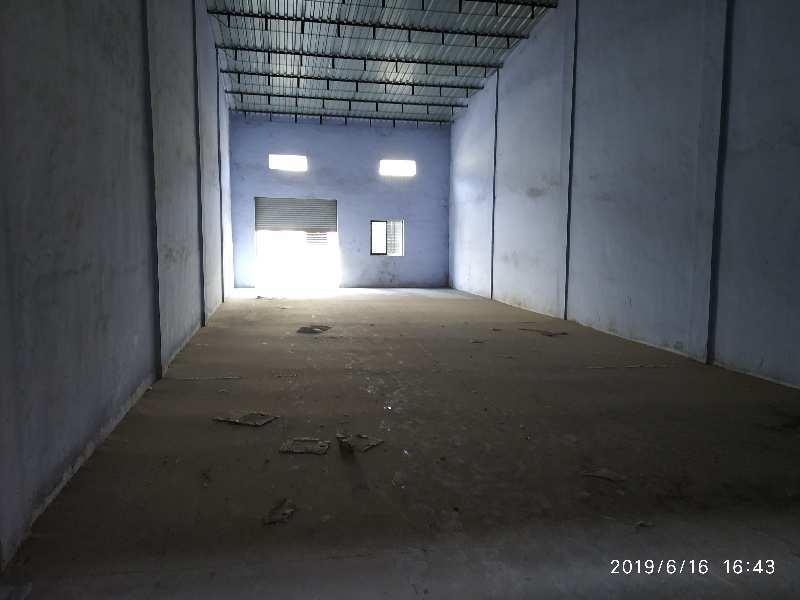 Commercial Warehouse for rent Bhiwandi - 12500 Sq Ft Gr Floor Godown Available Free Traffic zone