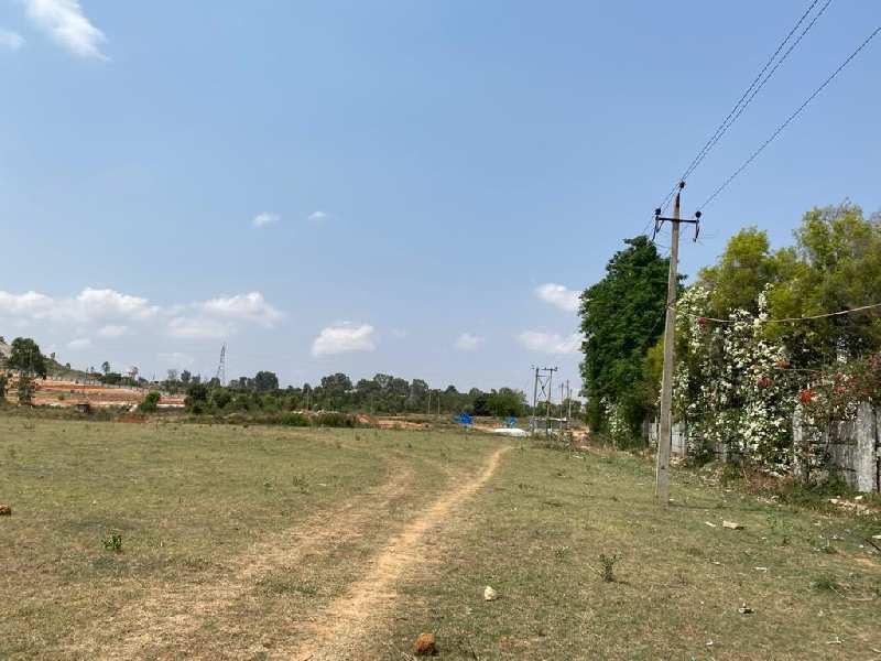 Residential plot for sale in Chikkaballapur, Bangalore