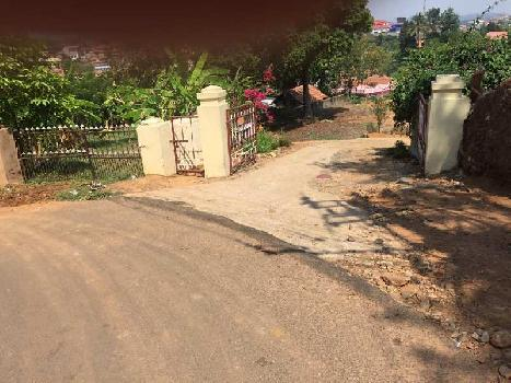 Residential Plot For Sale In Madikeri