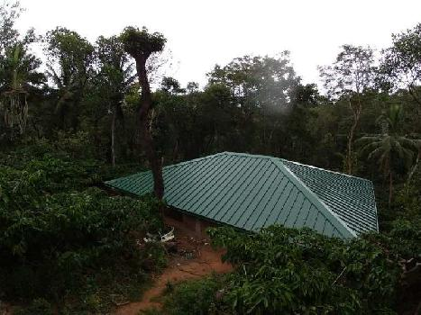 coffee estate with cottages serving as homestays for sale