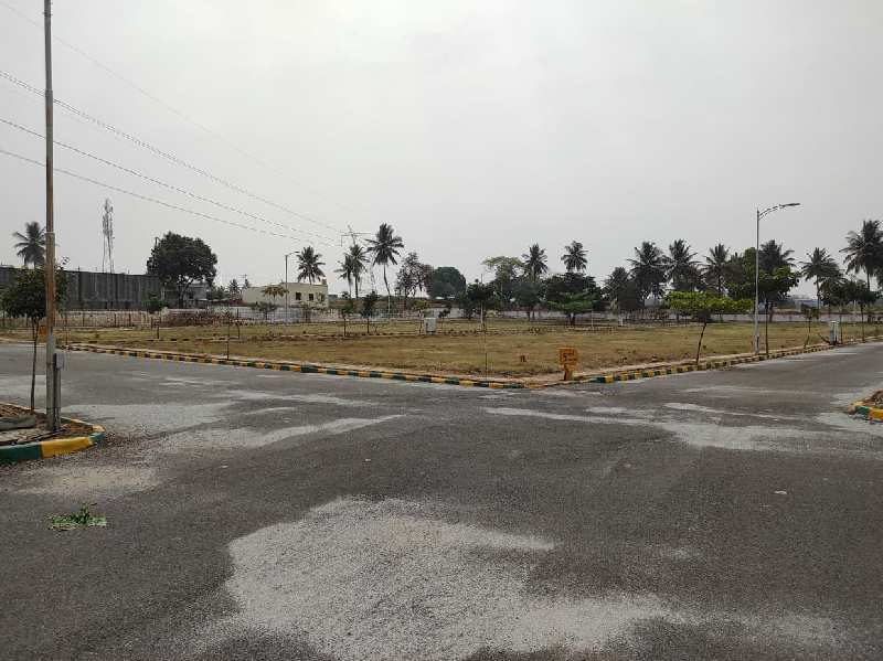 1500 Sq.ft. Residential Plot for Sale in Mysore Road, Bangalore