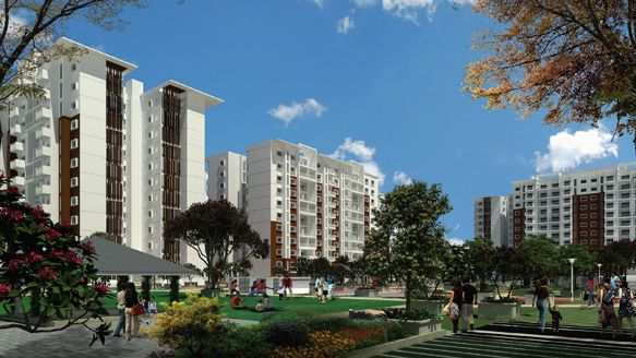 3 BHK Flats & Apartments for Sale in NH 7, Bangalore