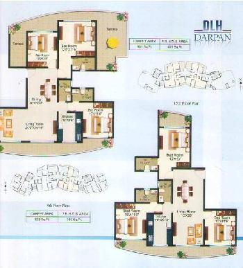 Sale 3 BHK Flat Veera Desai Road Andheri West