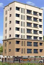 2 BHk Flat For Sale in Lallubhai park