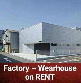 120000 sqft Shed available on Rent, Prime Location, Near NH8