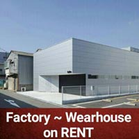 60000 Sft Wearhouses on RENT