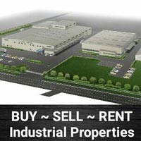 Prime location Industrial NA plot for Sell