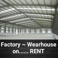 5000 Sft to 50000 Sft sheds on Rent