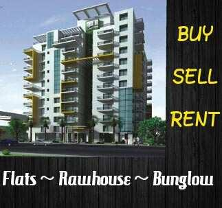 3bhk flats on Rent Chala