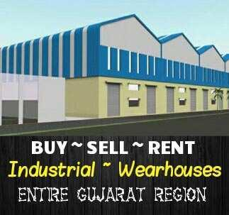 30000 sft Factory on Rent in Vapi