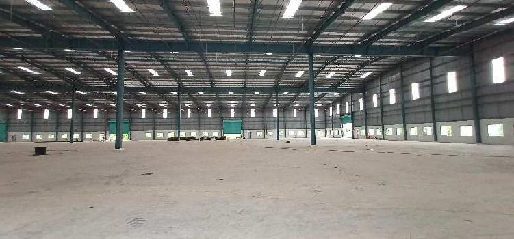 Morden Warehouse / Factory Property on Rent with Power