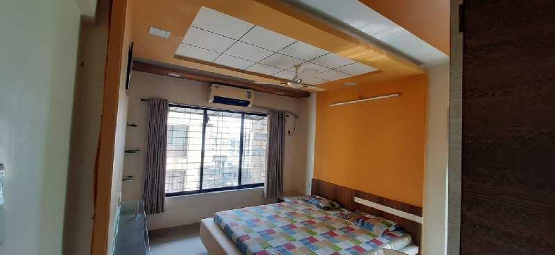 Fully furnished flat