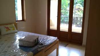 2 BHK Flats & Apartments for Rent in Merces, Goa