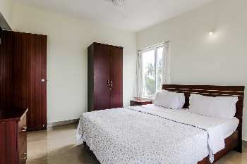 2 BHK Flats & Apartments for Rent in Chapora Beach Road, Vagator, Goa