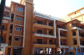 2 BHK Flats & Apartments for Rent in Candolim, Goa