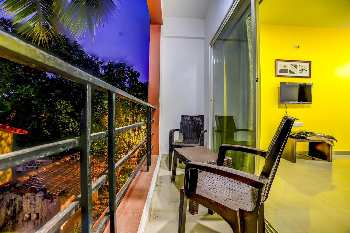 1 BHK Flats & Apartments for Rent in Vagator, Goa