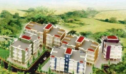1 BHK Apartment At Alibaugh, 26.85 Lac