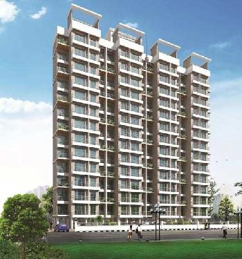 2 BHK Apartment At Kalamboli,56 Lacs.