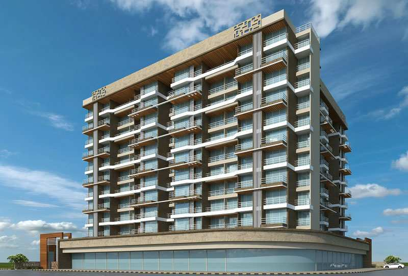 2 BHK Flats & Apartments for Sale in Ulwe, Mumbai