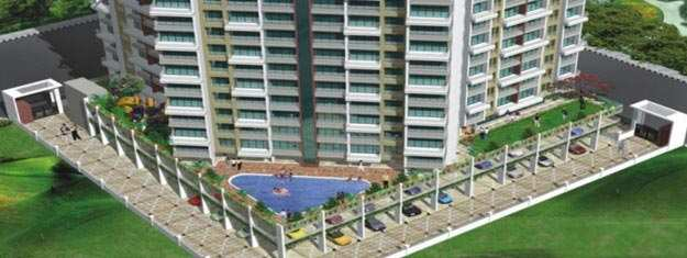 2 BHK Flats & Apartments for Sale in Nerul, Mumbai