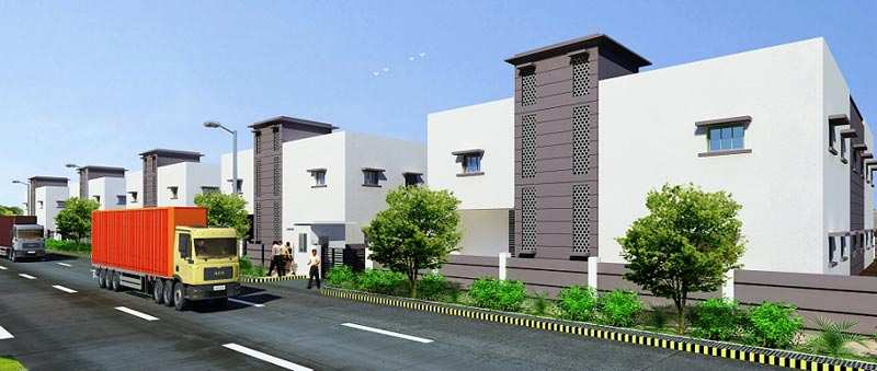 Industrial Factory At Bhiwandi 4.75 Cr.