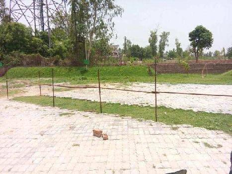 For Sale Plot 250 Sq Yard Park Facing At D L F Garden City