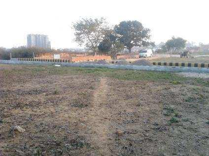For Sale Plot 240 Sq Yard At Omaxe Hi Tech City Sector G On 45 Meter Road