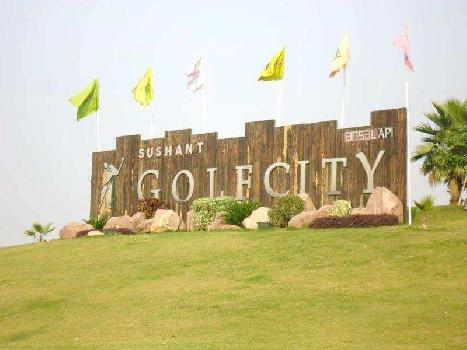 Residential Plot for sale at Sushant golf City