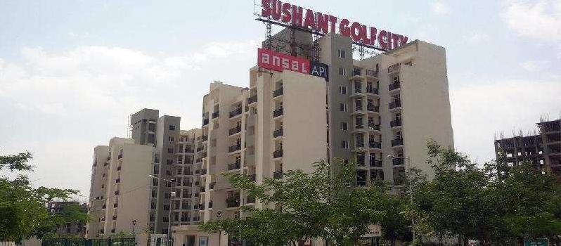 3 BHK Flat for sale at Sushant Golf City