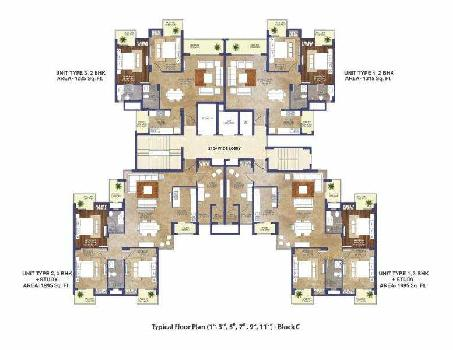 2 bhk Flats for sale at Amar Shaheed Path