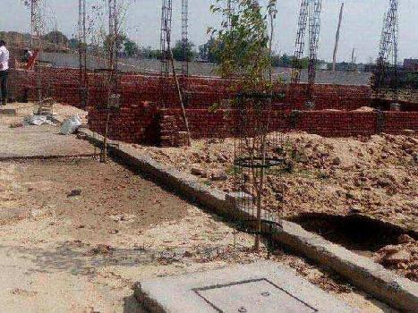Residential Plot for sale in Gomti Nagar Extension Road, Lucknow