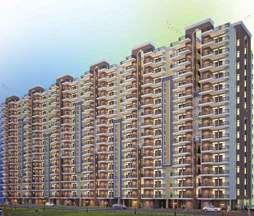 3 BHK Flats & Apartments for Sale in Sector 85, Faridabad