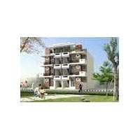 2 Side 135 Sqyard Independent Flat Available for Sale in Roorkee Road, Meerut