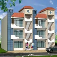 3 BHK Luxury G+2 Flats for sale in Dwarika Dhsm, Meerut
