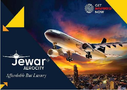 Affordable Luxury plots@Jewar Aerocity