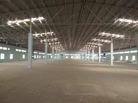 1,20,000sqft shed for rent in Phase-2,Noida with 25ft height