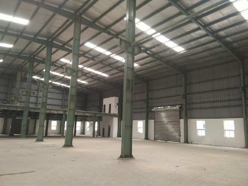 25000sqft shed for rent/lease in Ecotech-12,G.Noida with 35ft height