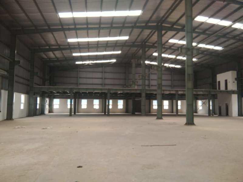 50000 Sq.ft. Warehouse/Godown for Rent in Ecotech II Udyog Vihar, Greater Noida