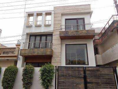 250m brand new kothi for sale in Sector-50,NOIDA on 18m wide road