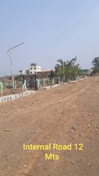2519 Sq.ft. Residential Plot for Sale in Shirwal, Pune