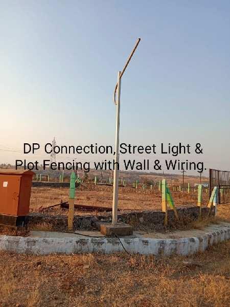 2260 Sq.ft. Residential Plot for Sale in Shirwal, Pune