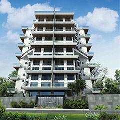 800 sq.ft. Residential Flat for Sale at Aurangabad