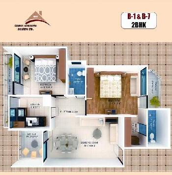 2 BHK FLAT IN GWALIOR
