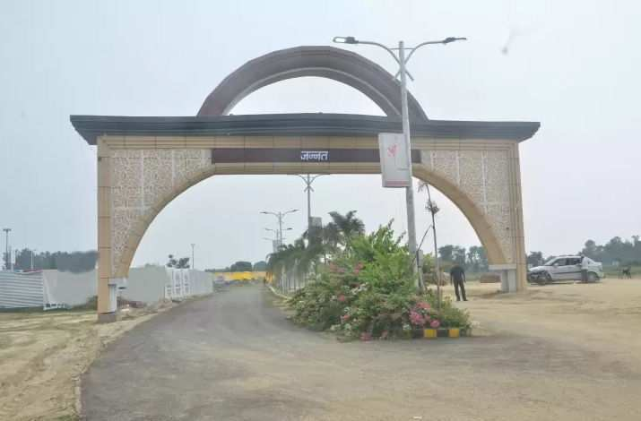 1800 Sq.ft. Residential Plot for Sale in Lucknow Faizabad Highway, Lucknow